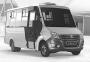 Автобус ма ... - Автобус малого класса ГАЗель NEXT Citiline 18 мест, город-пригород, ABS, ГБО-пропан, двигатель  EvoTech